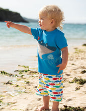 Load image into Gallery viewer, Frugi Mantaray T Shirt