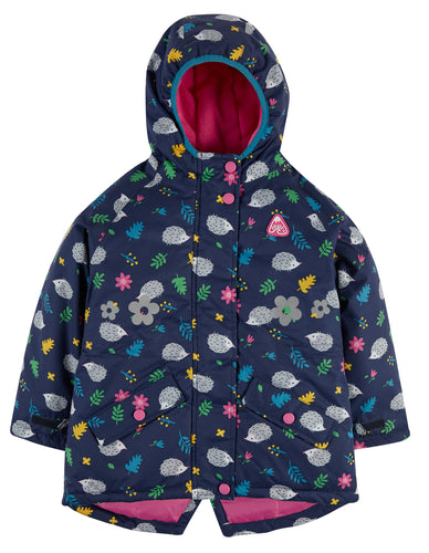 Frugi Hedgehog Explorer Waterproof Coat