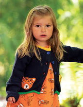 Load image into Gallery viewer, frugi india big cats cardigan