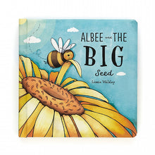 Load image into Gallery viewer, Jellycat Albee & The Big Seed Book