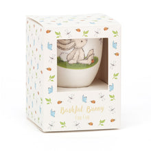Load image into Gallery viewer, Jellycat Bunny Egg Cup in Box