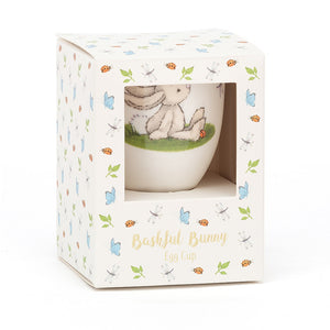 Jellycat Bunny Egg Cup in Box