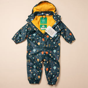 LGR higher ground splash suit