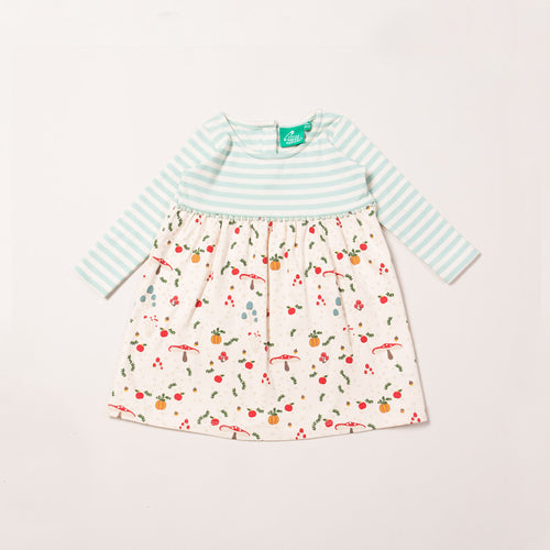 Little Green Radicals Toadstool Easy Peasy Dress