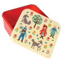 Load image into Gallery viewer, Red Riding Hood Lunch Box