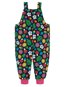 Frugi Lost Words Parsnip Dungarees