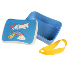 Load image into Gallery viewer, Magical Unicorn Bamboo Lunchbox