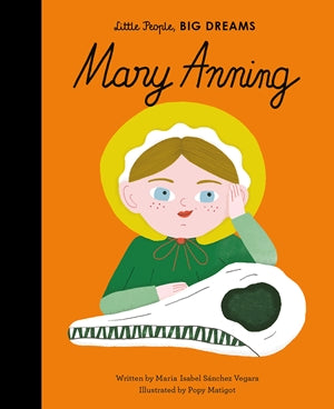 little people big dreams mary anning book