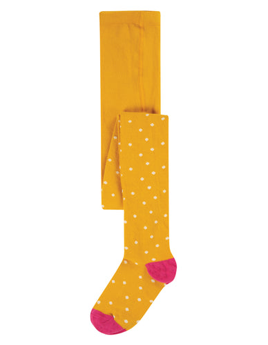 Frugi Norah Bumble Bee Tights