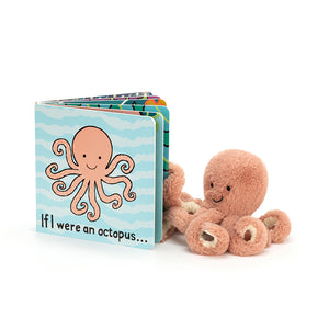 Jellycat Odell Baby Octopus