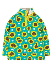 Load image into Gallery viewer, frugi pacific sunflower snuggle fleece