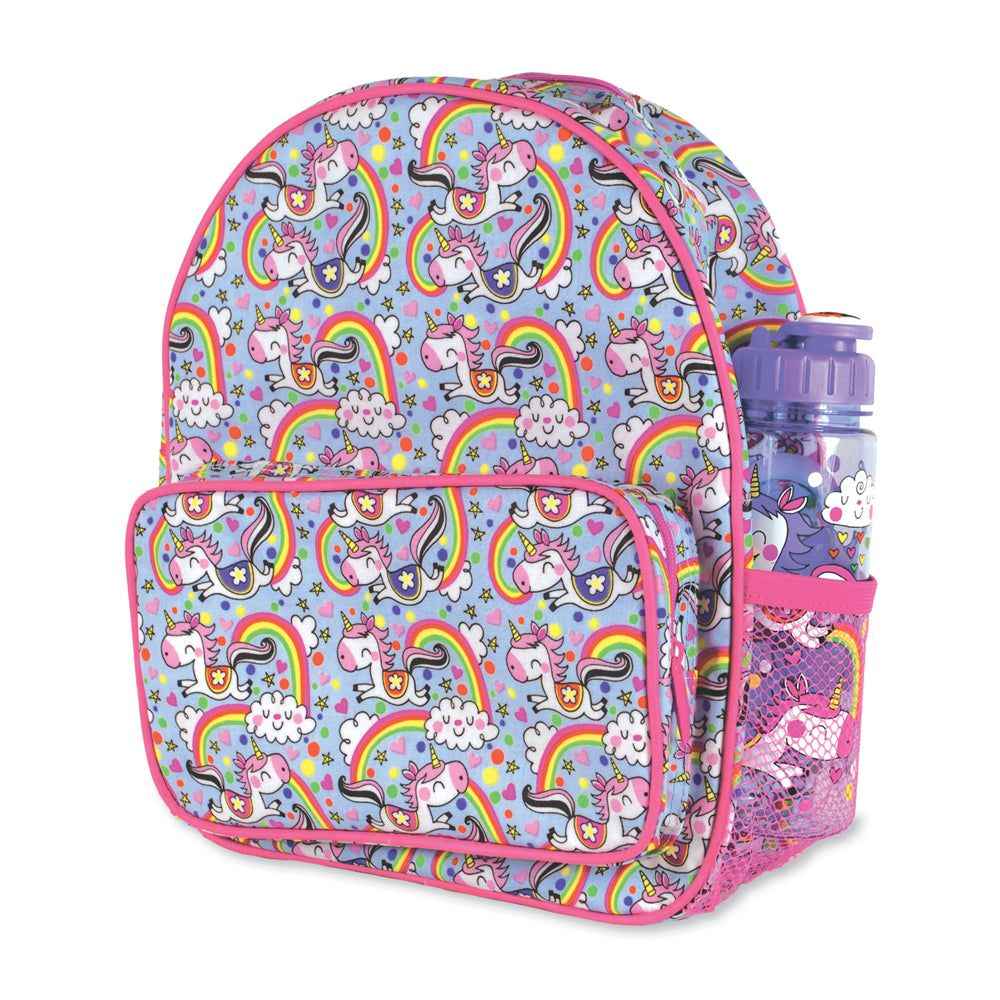 Rachel Ellen unicorns & rainbows children's rucksack