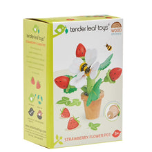 Load image into Gallery viewer, tenderleaf strawberry flower pot puzzle