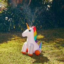 Load image into Gallery viewer, Sunnylife Inflatable Unicorn Sprinkler