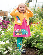 Load image into Gallery viewer, Frugi Little Norah Tights Aqua