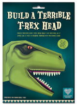 Load image into Gallery viewer, Clockwork Soldier create your own terrible T-Rex head