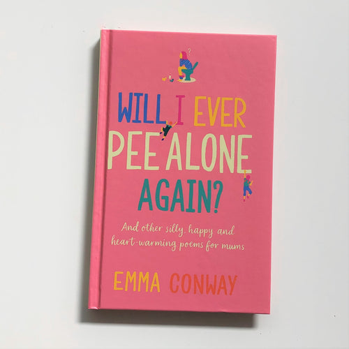 Will I Ever Pee Alone Again Book