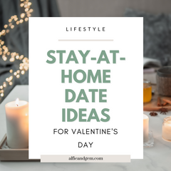 Valentine's Day Quarantine Edition: 8 Ideas For A Romantic Date At Home