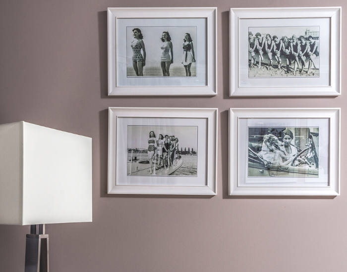 Gallery wall for home