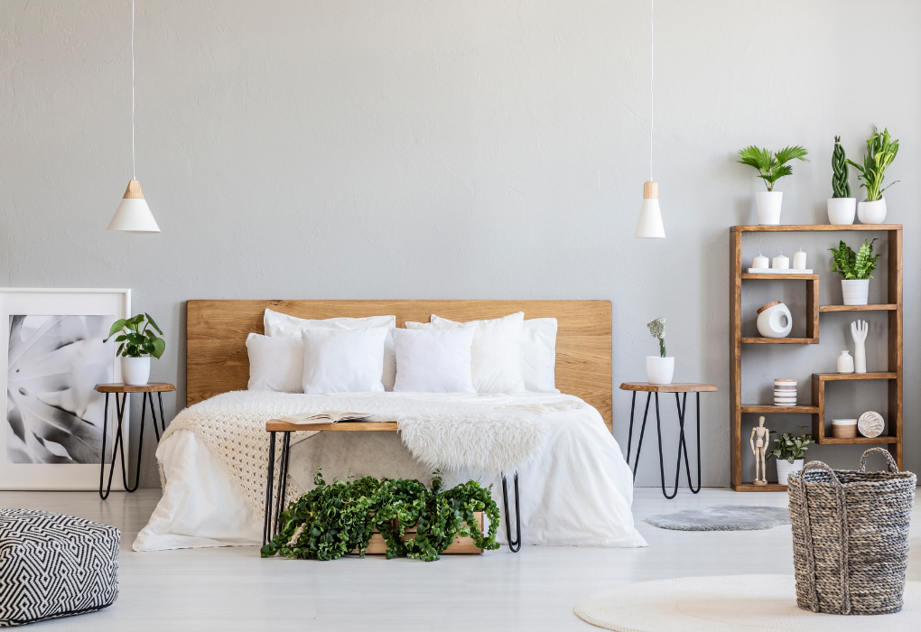 How to mix different wooden tones at home