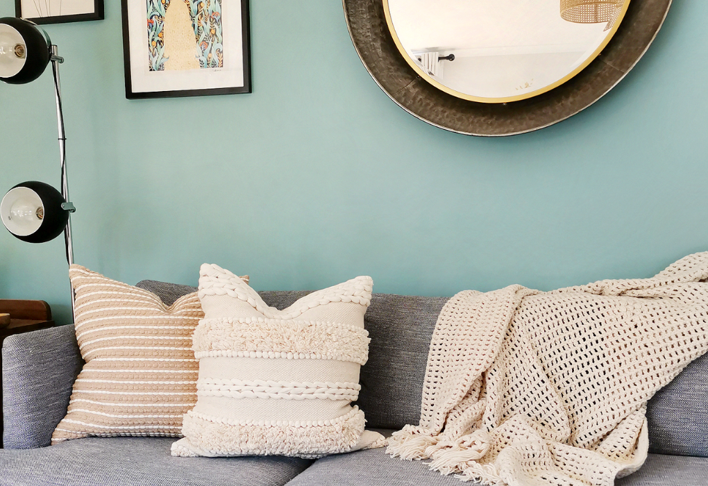 How To Style Pillows