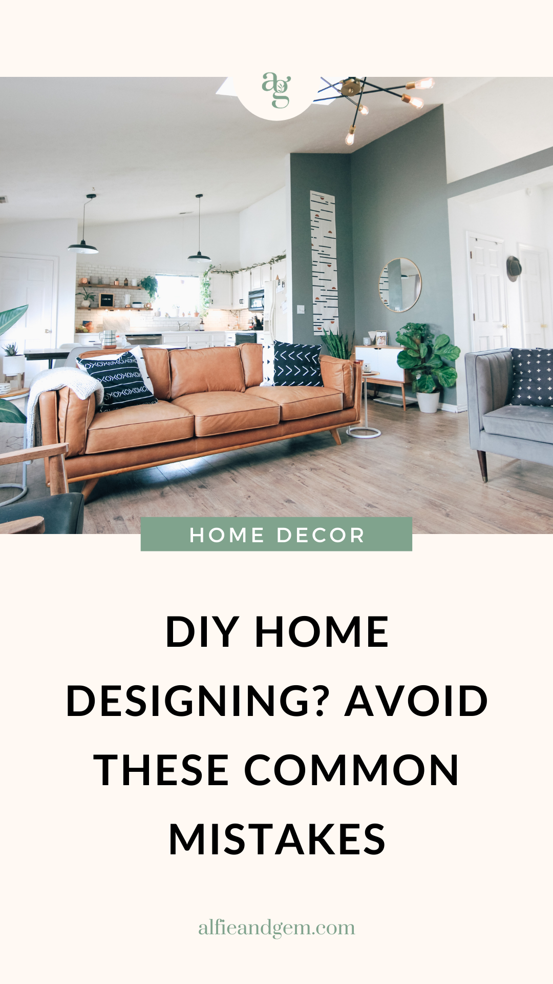 DIY Home Designing Common Mistakes