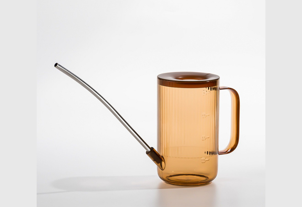 Translucent Plastic Watering Can