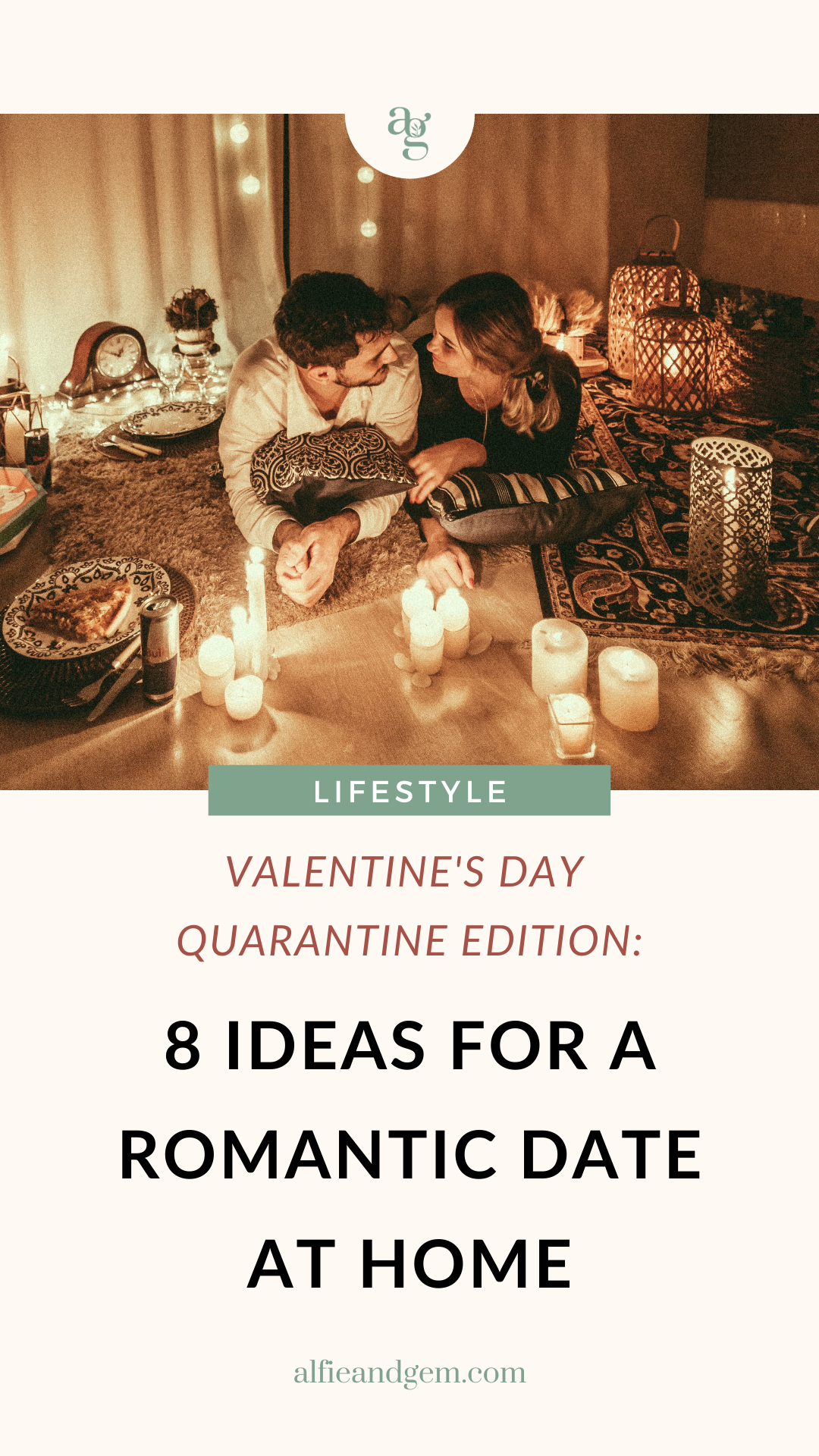 Stay-at-home date ideas for Valentine's Day