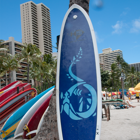 surfboard rental waikiki