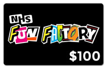 Load image into Gallery viewer, NHS Fun Factory Canada Gift Card - NHS Fun Factory Canada