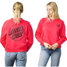 Load image into Gallery viewer, SANTA CRUZ WOMENS CREW GOLDEN OPUS
