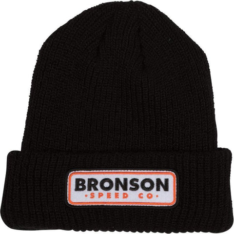 BRONSON BEANIE BSC PATCH