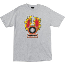 Load image into Gallery viewer, BRONSON T-SHIRT SPEED FLAMES
