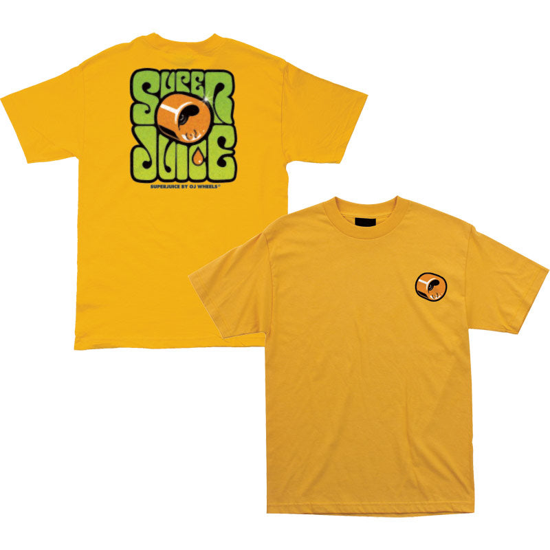 OJS T-SHIRT OJ SUPER JUICE