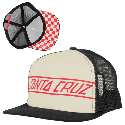 SANTA CRUZ TRUCKER HAT SPINNER MESH