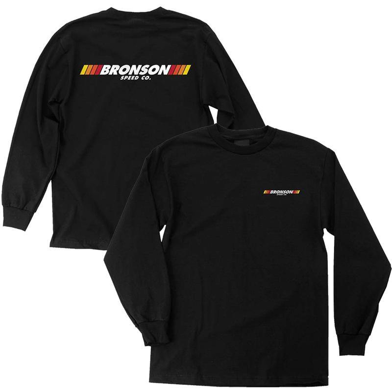 BRONSON L/S T-SHIRT STRIPES