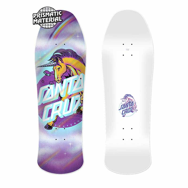CRUZ PREISSUE DECK UNICORN DOT 10x31.75