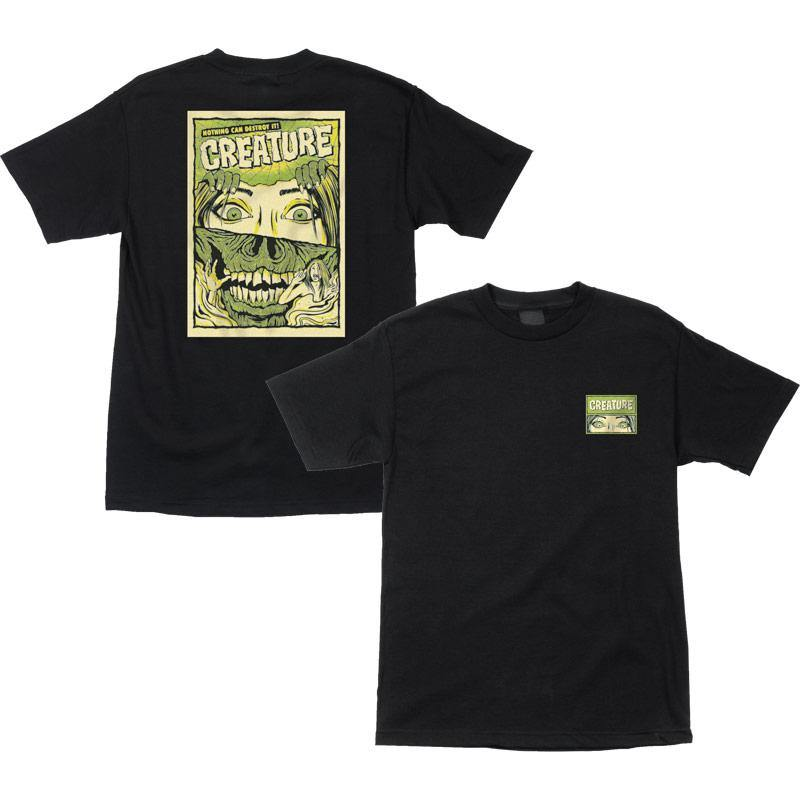 CREATURE T-SHIRT HORROR FEATURE
