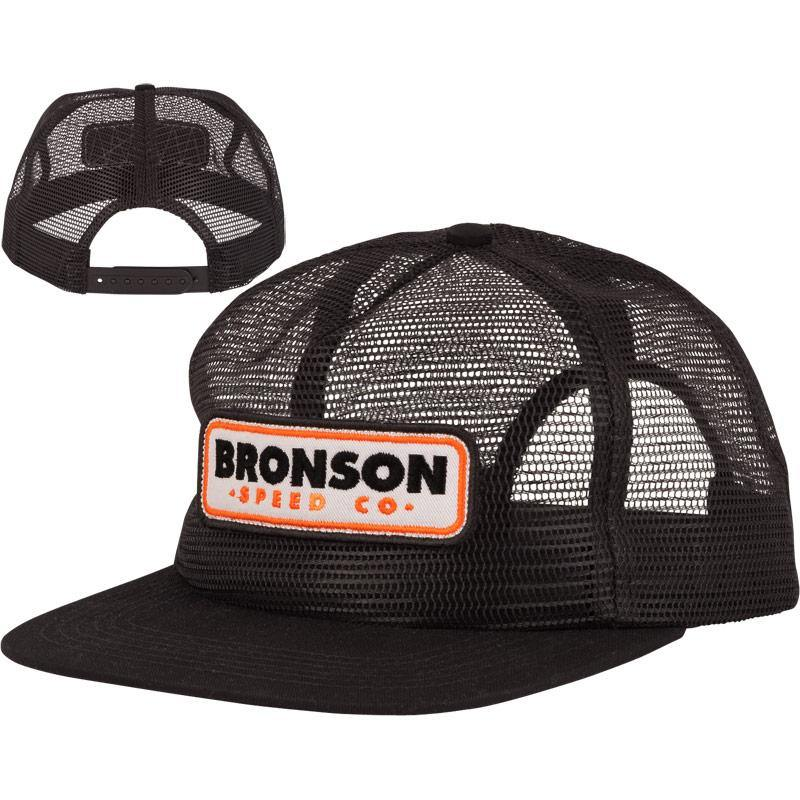 BRONSON TRUCKER HAT BSC PATCH - NHS Fun Factory Canada