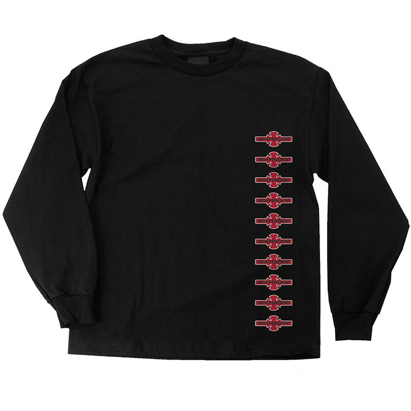 INDY YOUTH L/S TEE O.G.B.C. VERTICAL