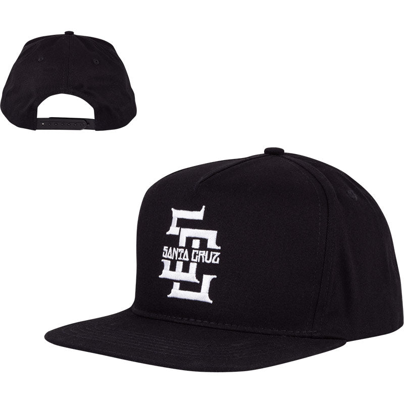 SANTA CRUZ SNAPBACK EDGE BLOCK