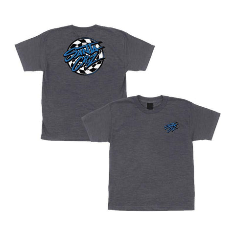 SANTA CRUZ YOUTH TEE BURNDOWN
