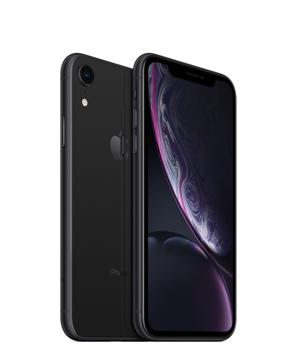 iPhone XR 64GB - Black - Refreshed