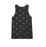 Lion Multi Repeat Tank - Black