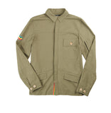 Signature Shirt Jacket - Green
