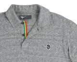 RAS Polo - Heather Grey