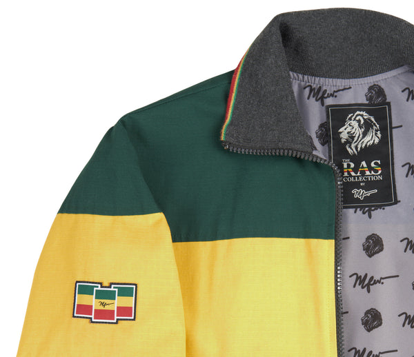 RAS Original Jacket - Tri-Color