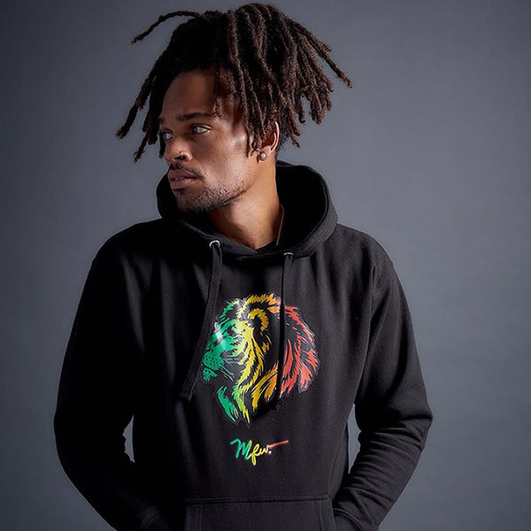 Lion Head Hoodie (Strength)