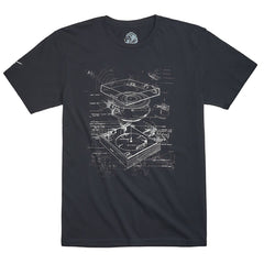 Turntable T-shirt (Passion)