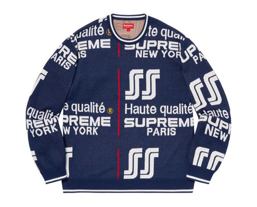 Supreme Qualite Sweater